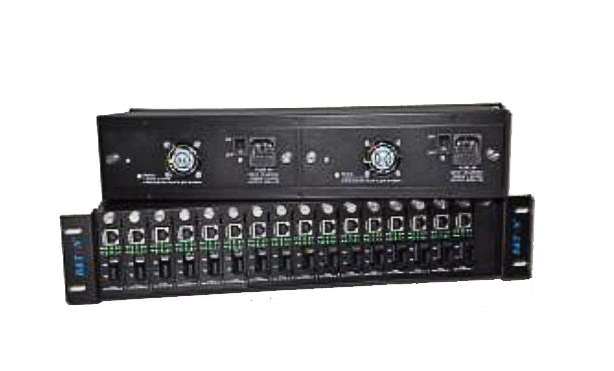 Media Converter Rack NETONE NO- MCF14-S220