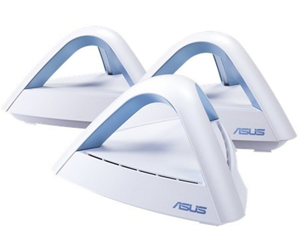 Router Mesh Wifi ASUS Lyra Trio MAP-AC1750 (3-PK)