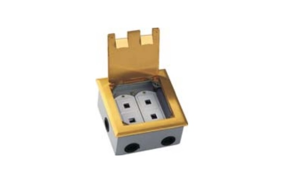 Floor Socket VIVANCO VCG112