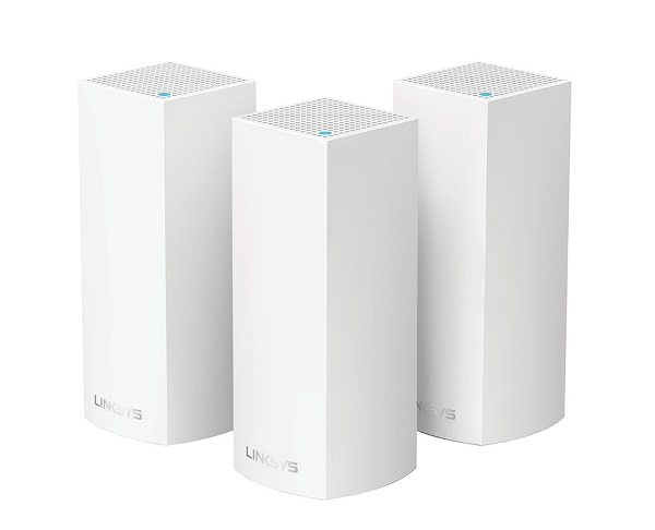 AC6600 Intelligent Mesh WiFi System LINKSYS WHW0303 (3 Pack)