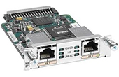 ROUTER CISCO | 2-Port Fast Ethernet High-Speed WIC CISCO HWIC-2FE