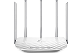 Thiết bị mạng TP-LINK | AC1350 Wireless Dual Band Gigabit Router TP-LINK Archer C60