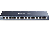 Thiết bị mạng TP-LINK | Unmanaged Pure-Gigabit Switch TP-LINK SG116