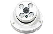 Camera IP J-TECH | Camera IP Dome hồng ngoại 5.0 Megapixel J-TECH SHDP5130E