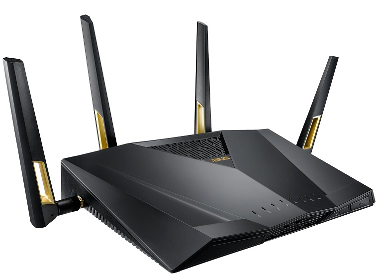 AX6000 Dual Band Gaming Router ASUS RT-AX88U