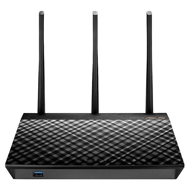 AC1750 Dual Band Wi-Fi Router ASUS RT-AC66U B1