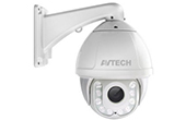 Camera IP AVTECH | Camera IP Speed Dome hồng ngoại 2.0 Megapixel AVTECH AVZ593(EU)/30X