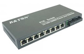 Switch PoE BTON | 8-port 10/100/1000Mbps PoE Switch BTON BT-6208GE-20
