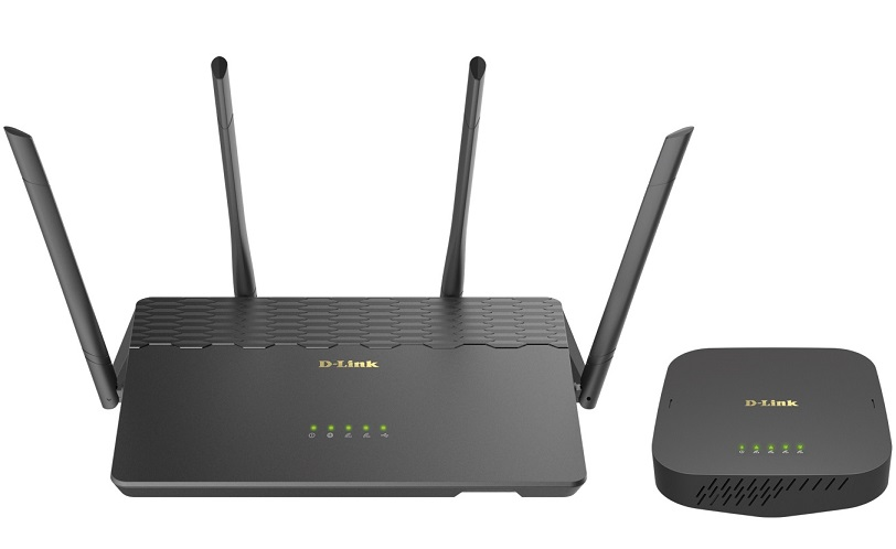 AC3900 Whole Home Wi-Fi System D-Link COVR-3902