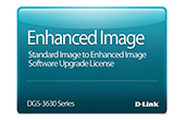 Thiết bị mạng D-Link | Standard Image to Enhanced Image Upgrade License D-Link DGS-3630-52PC-SE-LIC