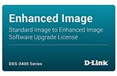 Thiết bị mạng D-Link | Standard Image to Enhanced Image Upgrade License D-Link DXS-3400-24SC-SE-LIC