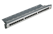 Cáp-phụ kiện Schneider | 24-port Patch panel CAT5E SCHNEIDER