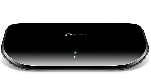 5-Port Gigabit Switch TP-LINK TL-SG1005D