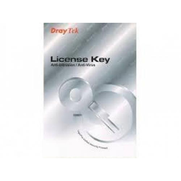 License key CommTouch WCF DRAYTEK Silver Card