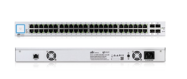 48-Port with SFP Gigabit Managed Switch Ubiquiti UniFi US-48