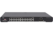 Thiết bị mạng RUIJIE | 24-port 10/100/1000 Base-T Managed PoE Switch RUIJIE XS-S1920-26GT2SFP-P-E