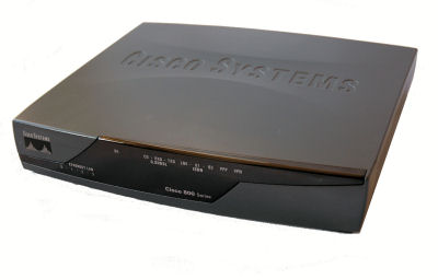 G.SHDSL Security Router CISCO 878-K9