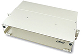 Cáp mạng AMP | Commscope Netconnect Fiber Optic Rack Mount Patch Enclosure (288234-1)