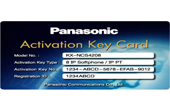Tổng đài IP Panasonic | Activation Key Card IP softphone IP-PT KX-NCS4208