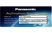 Tổng đài IP Panasonic | Activation Key Card IP-PT PANASONIC KX-NCS4508