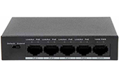 Switch KBVISION | 4-port 10/100Mbps PoE Switch KBVISION KX-ASW04P1