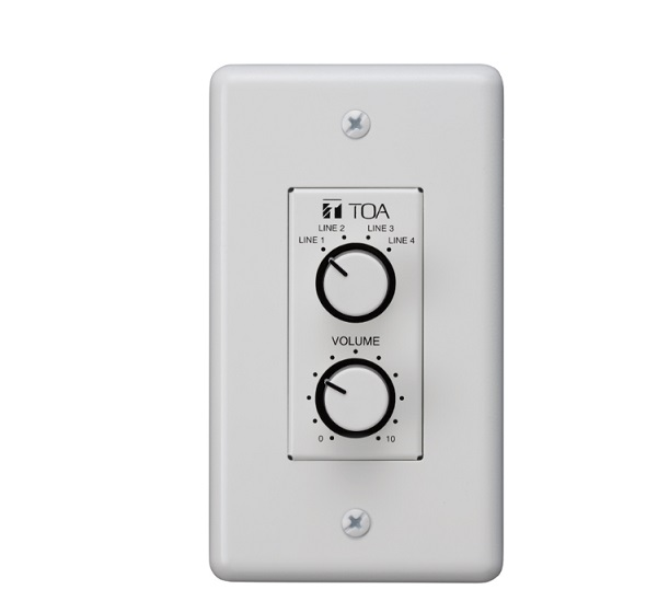 Remote Control Panel TOA WP-700-AS