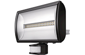 Công tắc cảm ứng THEBEN | LED Spotlights with Motion Detector THEBEN theLeda EC30 BK