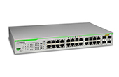 Switch ALLIED TELESIS | 24 x 10/100/1000T ports WebSmart Switch ALLIED TELESIS AT-GS950/24