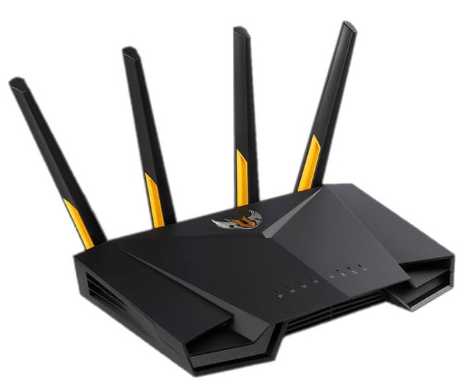 AX3000 Dual Band WiFi 6 Gaming Router ASUS TUF-AX3000