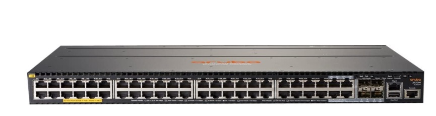 Aruba 2930M 48G PoE+ 1-slot Switch (JL322A)