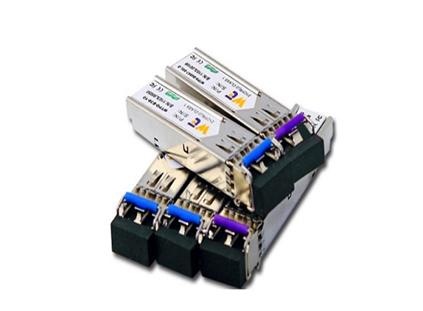Industrial Gigabit Ethernet SFP Module WINTOP YT-PD-G59-40I-D