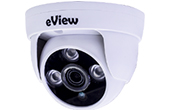 Camera IP eView | Camera IP Dome hồng ngoại 2.0 Megapixel eView IRD2903N20F