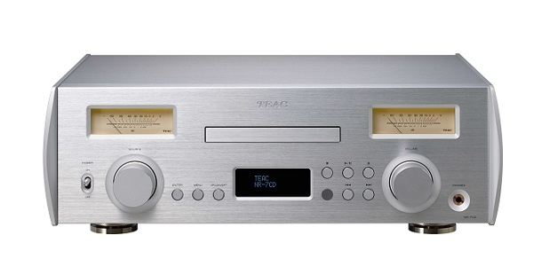 Network CD Player/Integrated Amplifier TEAC NR-7CD