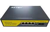 Switch PoE BTON | 4-port 10/100Mbps PoE Switch BTON BT-D6104FE-20