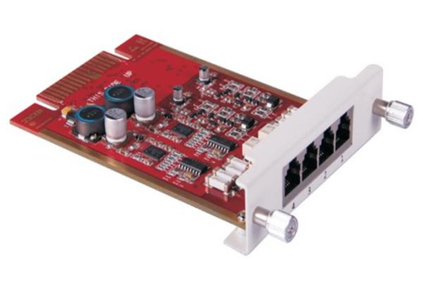 Module 2FXO hỗ trợ hai đường analog ZYCOO CooVox-2FXO