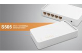 | 5 ports 10/100Mbps Switch TOTOLINK S505