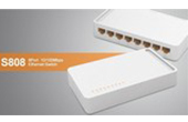 | 8 ports 10/100Mbps Switch TOTOLINK S808