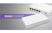 Thiết bị mạng TOTOLINK | 5 ports 10/100/1000Mbps Switch TOTOLINK S505G