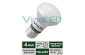 Đèn LED VinaLED | Đèn LED búp 4W VinaLed BLM-4W