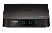 Thiết bị mạng D-Link | 16-Port Ethernet Switch D-Link DES-1016A
