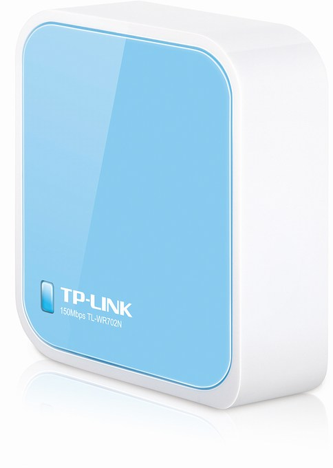 150Mbps Wireless N Nano Router TP-LINK TL-WR702N