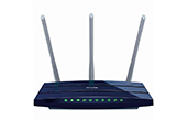 Thiết bị mạng TP-LINK | 300Mbps Wifi N Gigabit Router TP-LINK TL-WR1043ND