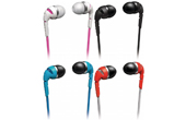 | Tai nghe In-Ear Philips O'Neill SHO2200BK/BL/RD/WT