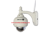 | Camera IP không dây Speed Dome ESCORT ESC-IP202
