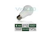 Đèn LED VinaLED | Đèn LED búp 6W VinaLED BLB-6W