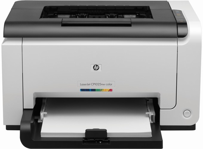 Máy in Laser màu Wifi HP Color LaserJet CP1025NW